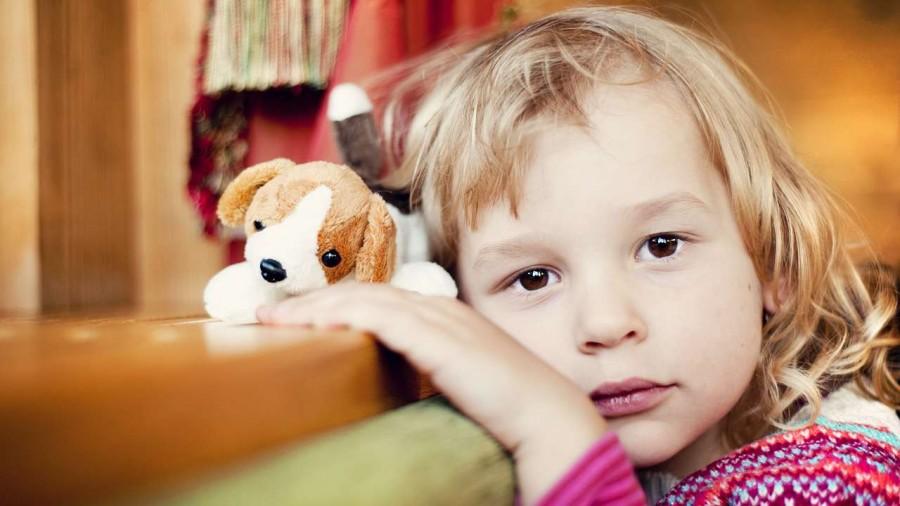 Проявления депрессии у детей