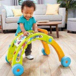 Ходунки для детей: польза, вред, особенности выбора и советы по применению