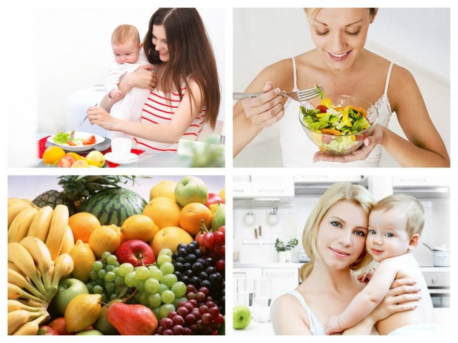 Диета Для Мамочек Кормящих. Пример сбалансированного меню для кормящих мам