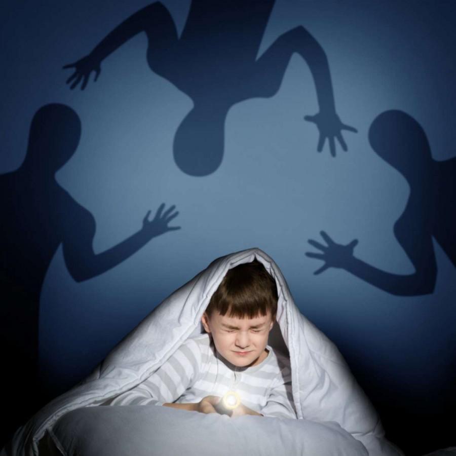 Картинки страхи детей