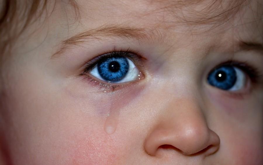 Синяки под глазами у грудничка 6 месяцев