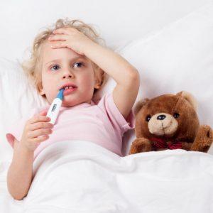 Температура у ребенка: причины повышения температуры и важный симптом заболеваний