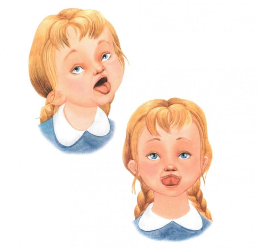 веселые картинки для развития речи
