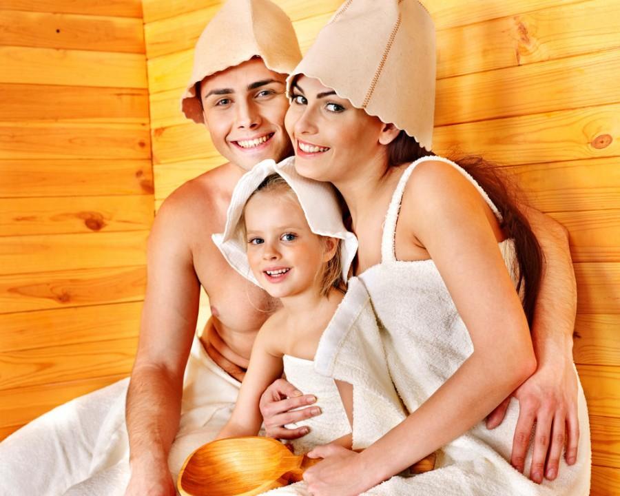 Безопасность в бане с ребенком до года простые правила