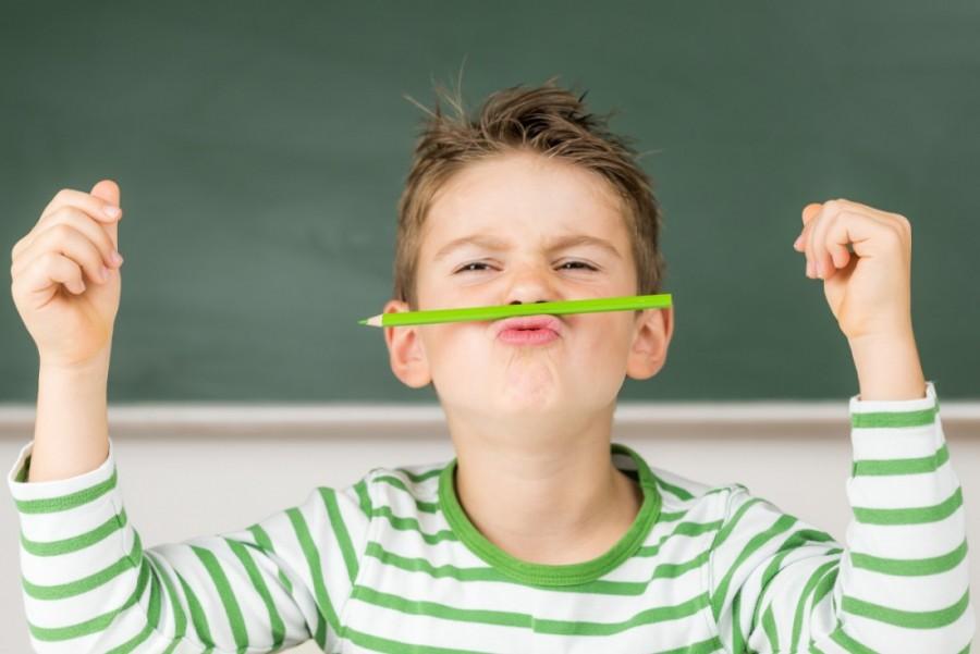 Синдром дефицита внимания у детей причины